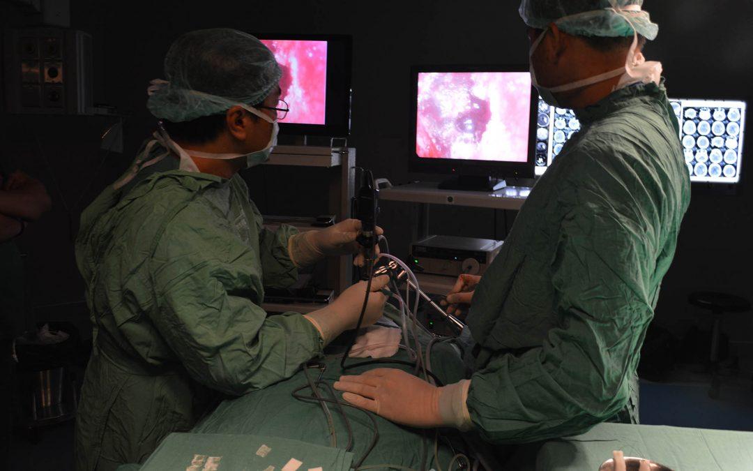 Endoskopi neurosurgery