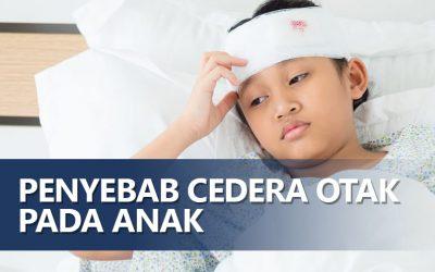 Ini Dia Daftar Penyebab Cedera Otak pada Anak yang ada di Sekitar Anda !