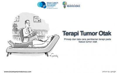 Pemberian Terapi Pada Tumor Otak