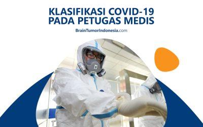 Klasifikasi Kasus Covid-19 Untuk Petugas Medis