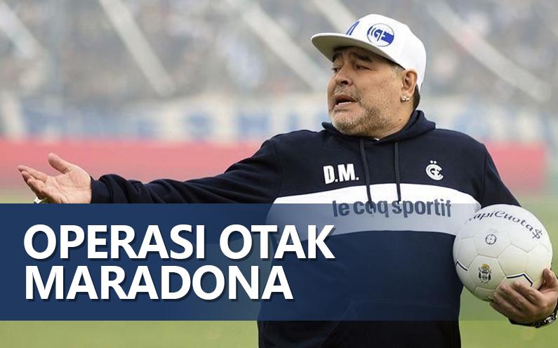 Operasi Otak Maradona